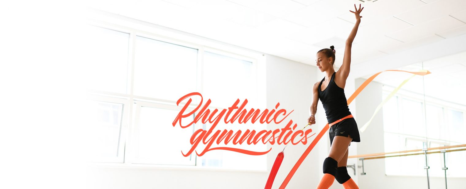 Rythmic gymnastics clothing