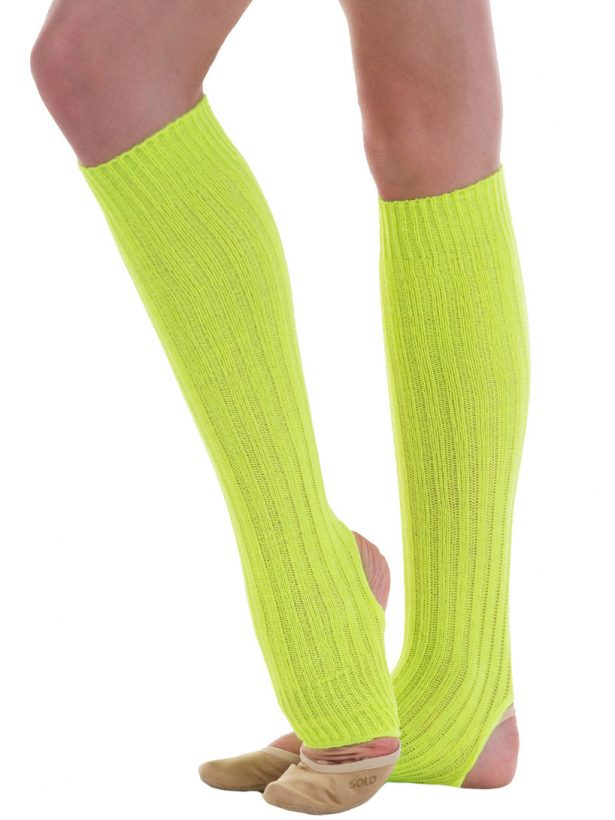 GD8 Knitted Stirrup Legwarmers