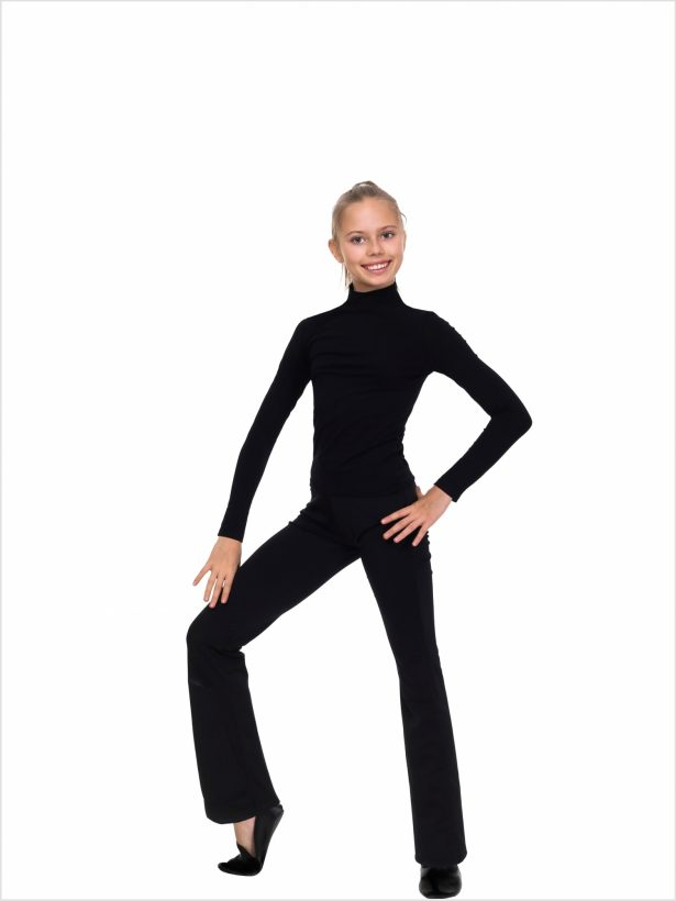 FD655 Long Sleeve Turtleneck